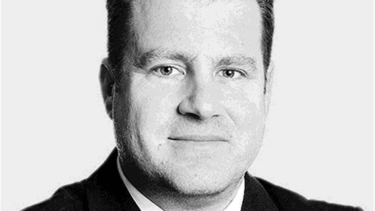 Andreas Schaffner, stv. Chefredaktor der «Nordwestschweiz»