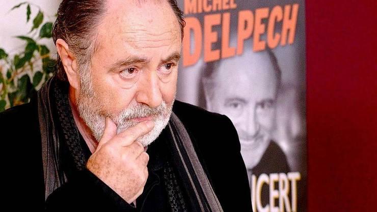 Der französische Sänger Michel Delpech ist tot. (Foto: offizielle Website von Michel Delpech).