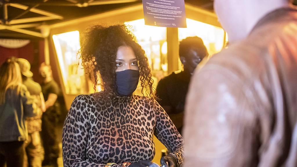 Maskenpflicht im Kanton Zürich bei Veranstaltungen über 30 Personen