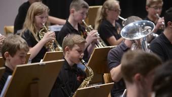 Blasinstrumente in der Krise? – Konzert der Musikschule Grenchen 2016.