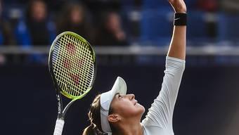 Belinda Bencic steht in Madrid in der 2. Runde