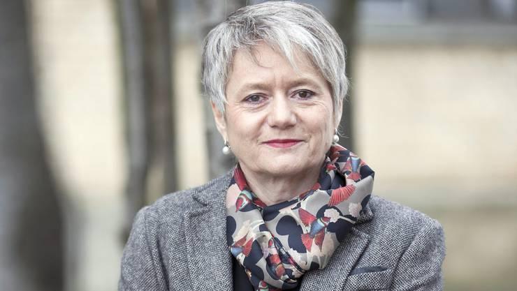 Jacqueline Fehr, (SP) tritt bei den Nationalratswahlen im Oktober nicht mehr an.