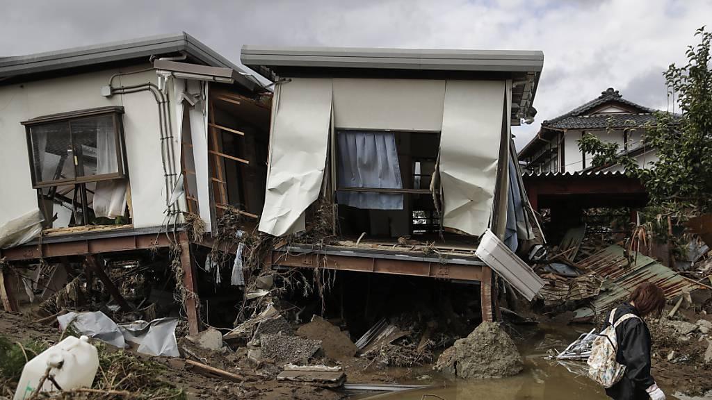Naturkatastrophen verursachen 2019 weniger Grossschäden