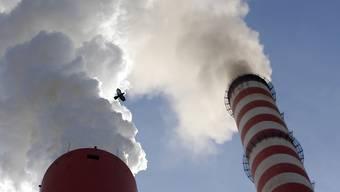 In der Kritik der Klimaschützer: Kohlekraftwerk in Serbien.