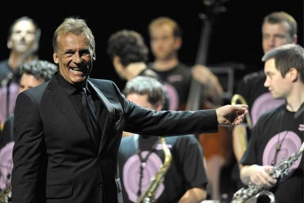 Pepe Lienhard am Montreux Jazz Festival mit der Swiss Army Big Band