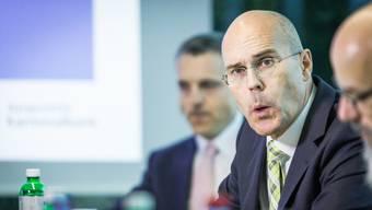 Dieter Egloff, Präsident des AKB-Bankrats, geht davon aus, dass sich für den frei werdenden Posten im Führungsgremium mehrere Bewerber melden.