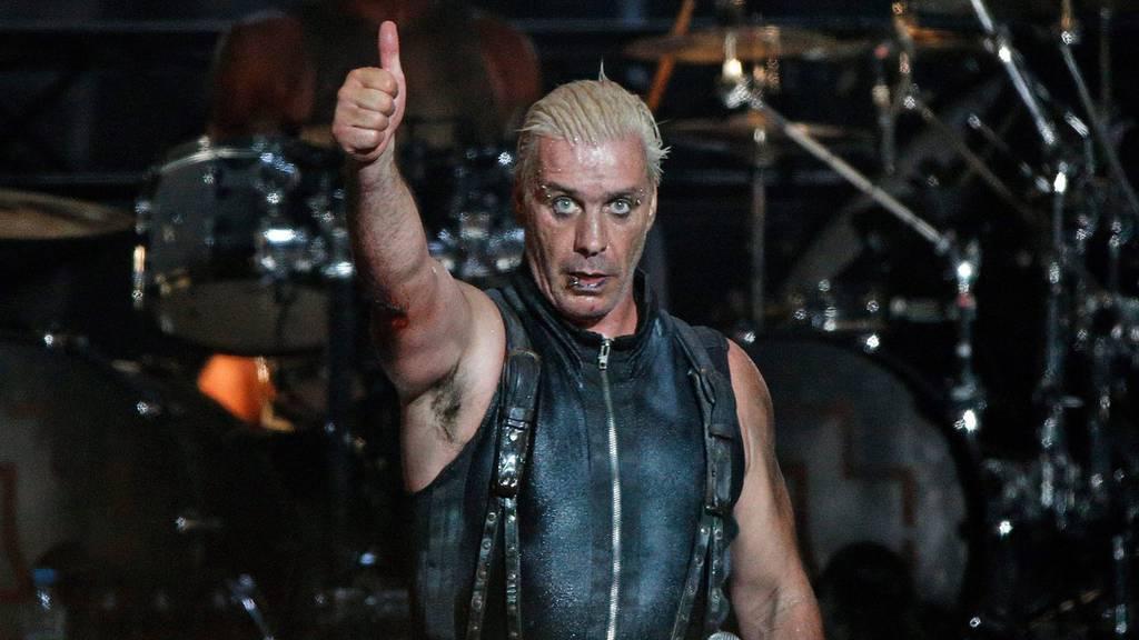 Rammstein: Neues Album ist im Endspurt