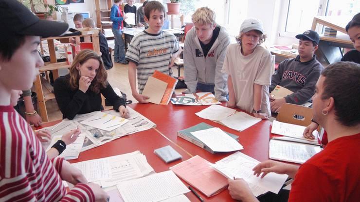 Im Kanton Zürich konnten alle Klassenlehrer-Stellen besetzt werden.