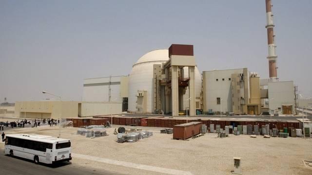 Vermutlich hat ein Computerwurm Irans Nuklearanlagen zum Stillstand gebracht (Archiv)