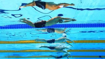 Schwimm-Wettbewerbe bei den Paralympics