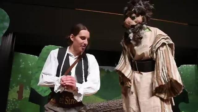 Hauptprobe der Märlibühni Trimbach von «Das tapfere Schneiderlein»