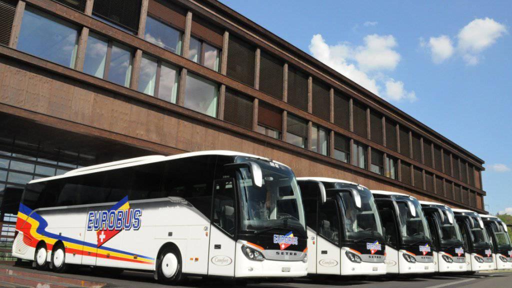 Nach Domo plant auch Eurobus nationale Fernbuslinien. (Archivbild)