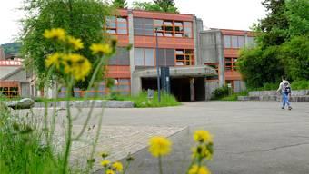 Die Menziker Bez hat heute noch drei Abteilungen. Sie sind im Menzo Oberstufenschulhaus einquartiert.Rahel Plüss