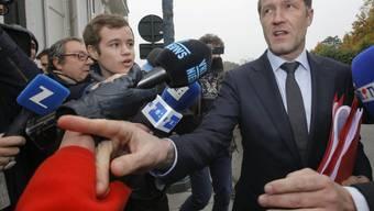 Das Gesicht des Widerstands: Paul Magnette, der Regierungschef der Wallonie.