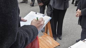 Für den Erhalt der gefährdeten Poststellen wurden 3000 Unterschriften gesammelt. (Symbolbild)