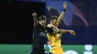 Dynamo Zagreb - YB, 28.08.2018