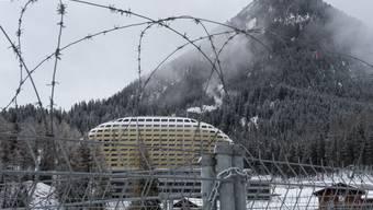 Das Davoser Luxushotel Intercontinental öffnet rechtzeitig zum WEF