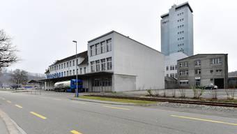 Neubau Lindt & Sprüngli Olten Industriestrasse