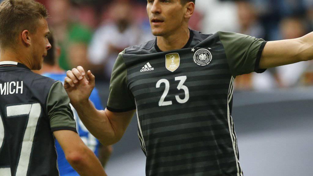 Grosser Optimismus: bei den deutschen Fans: Über die Hälfte erwartet, dass an der EM am Ende die Deutschen jubeln werden
