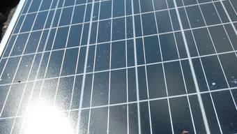 Solaranlage des Oberstufenzentrums Bad Zurzach.  Michael Hunziker Solaranlage des Oberstufenzentrums Bad Zurzach.  Michael Hunziker Solaranlage des Oberstufenzentrums Bad Zurzach.  Michael Hunziker