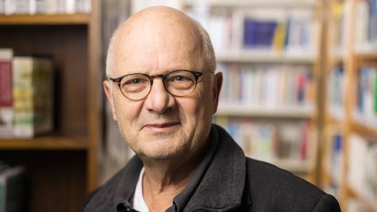 Georg Kreis, emeritierter Geschichtsprofessor
