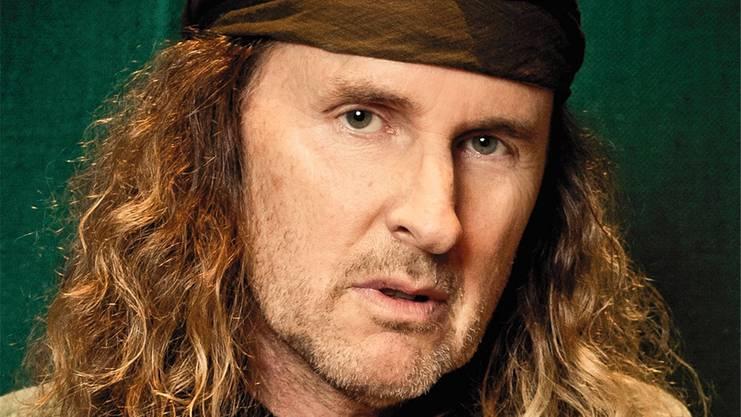 Chris Von Rohr, Bandleader krokus