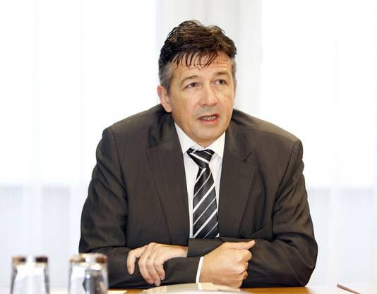 Von 2006 bis 2010 ist er Gemeindepräsident. (Bild: 2012)