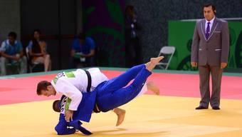 In Murten findet das Schweizer Mannschaftsfinal im Judo statt.
