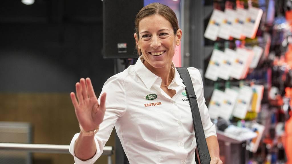 Nicola Spirig macht bis zu den Olympischen Spielen in Tokio weiter