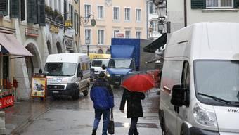 1 Jahr Altstadtsperre in Solothurn