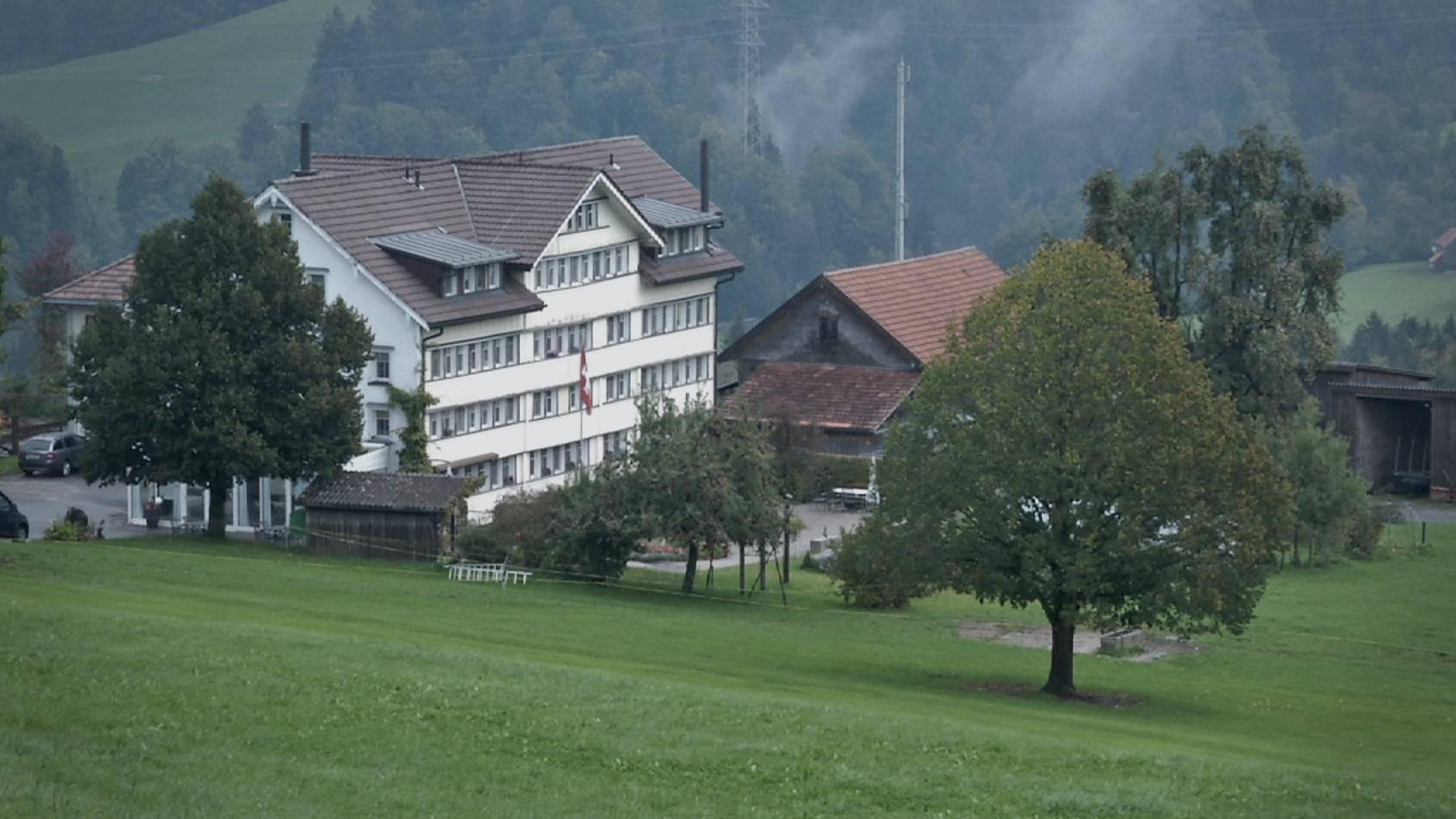 Die Bewohner des Altersheims Büel mussten befürchten, ausziehen zu müssen.