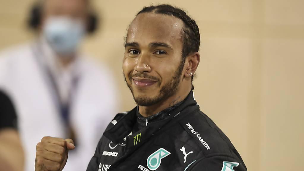 Formel 1 fährt zusätzliche Sprintrennen bei drei Grand Prix
