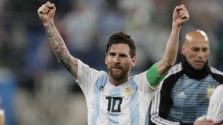 Messi war beim 2:1-Erfolg seiner Argentinier vor allem in der ersten Halbzeit massgeblich am Erfolg beteiligt.
