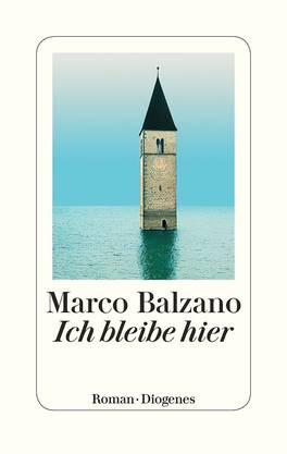 Buchcover. Marco Balzano