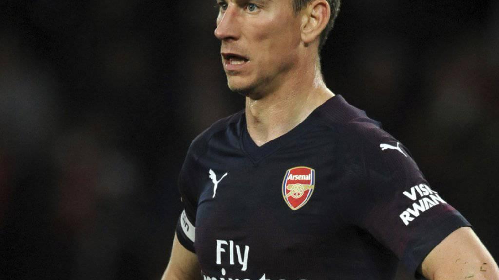 Verlässt Arsenal im Unfrieden: Der ehemalige Gunners-Captain Laurent Koscielny