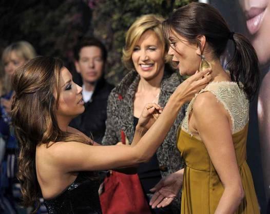 Housewives Longoria, Huffman und Hatcher: Haben allen Grund zur Freude