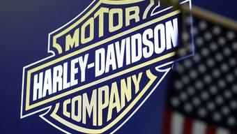 Vollbremsung bei Harley-Davidson: Der Gewinn ist im vierten Quartal von über 8 Millionen auf eine halbe Million Dollar eingebrochen. (Archiv)
