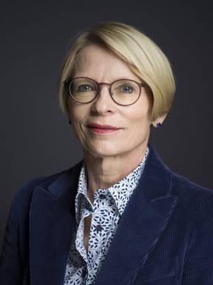 Europa-Staatssekretärin: Livia Leu