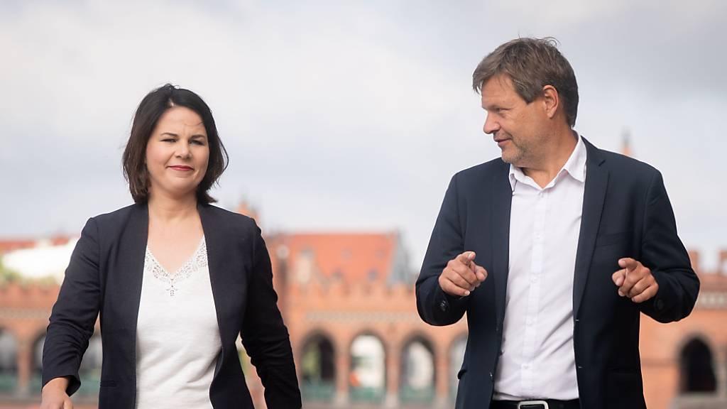 Deutsche Grüne wollen Spitzenkandidatur erst nächstes Jahr klären
