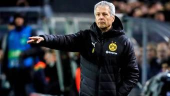 Lucien Favre und Borussia Dortmund haben die Möglichkeit, die sechsjährige Dominanz der Bayern zu durchbrechen.