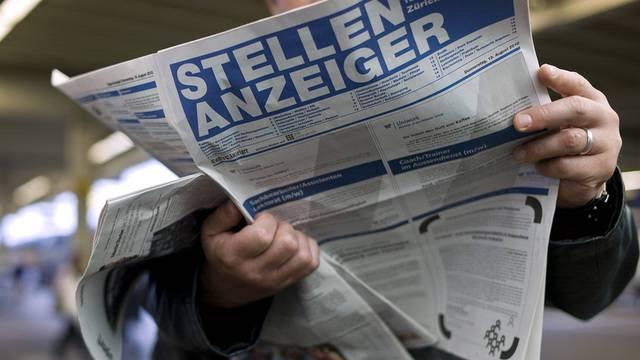 Die Arbeitslosenquote stagnierte bei 2,4%. (Symbolbild)