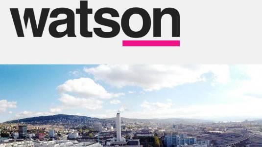 Nach 100 Tagen auf Kurs: Das neue News-Portal «watson».