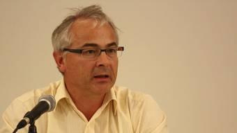 Werner Leuthard ist Leiter der Abteilung Energie im kantonalen Departement Bau, Verkehr und Umwelt. (Archivbild)