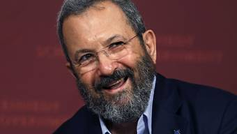 Will Israels Ministerpräsident Benjamin Netanjahu aus dem Amt drängen: Ex-Regierungschef und Netanjahus Vorgänger Ehud Barak. (Archivbild)