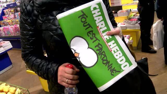 Run auf Charlie Hebdo