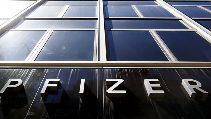 Umstrukturierung bei Pfizer: Der US-Konzern stellt seine Forschung bei Alzheimer-Medikamenten ein. (Archivbild)
