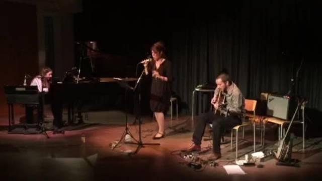 Das Jazz-Trio Betinko im Club Allmend