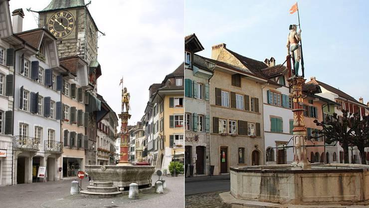 Solothurn und Le Landeron pflegen seit 11 Jahren eine Städtepartnerschaft.