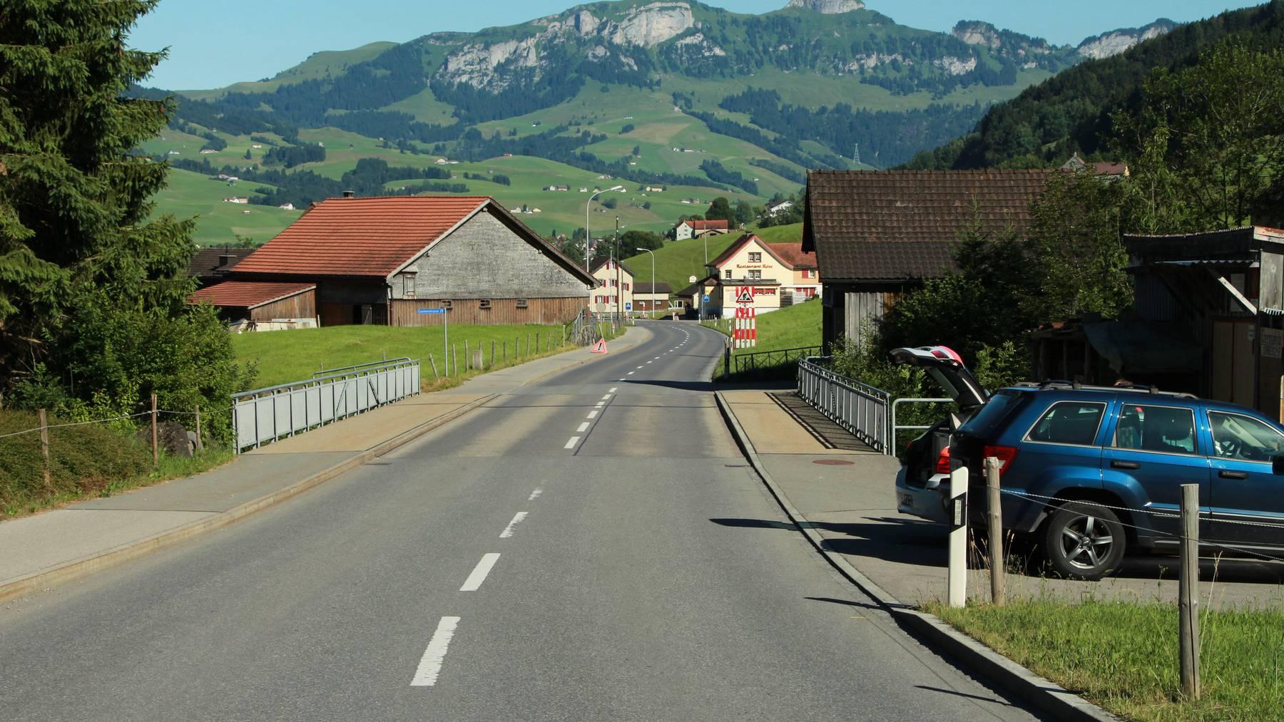 Kapo Appenzell Innerrhoden