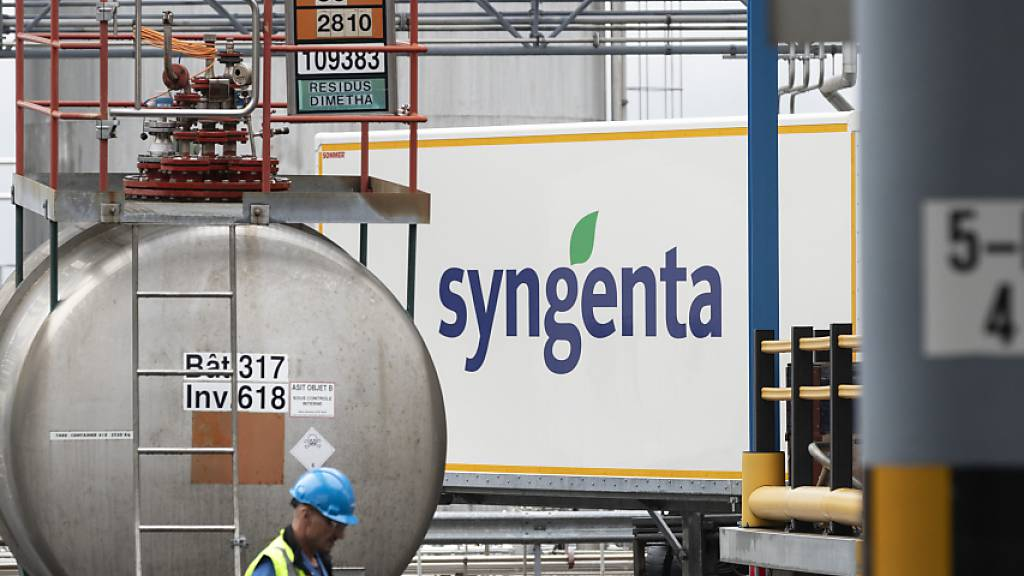 Syngenta bereitet laut Insidern Börsenprospekt vor